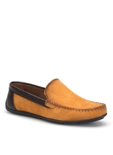 Dark Seer Ayakkabı Hardal